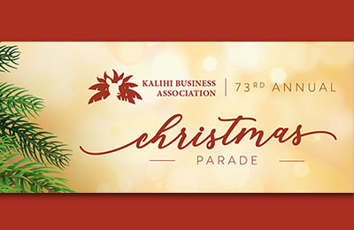 Take Part in the 2019 KBA Christmas Parade
