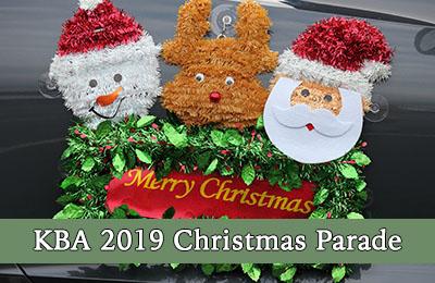 The KBA 2019 Christmas Parade Spectacular